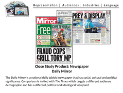 Newspaper-Daily-Mirror-CSP-SOW.pptx