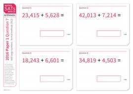 Adding large numbers using formal methods - KS2 Maths Sats ...