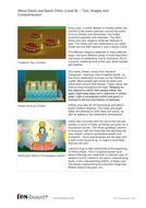 Diwali Text, Images and Quiz - Reading Level B - Diwali KS2