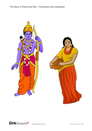 Rama-and-Sita---Characters-and-Vocabulary.doc
