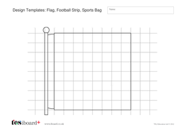 Design a Football Kit Activity - History of Football - KS1/KS2