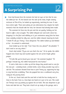 A Surprising Pet - Text and Questions Exercise  - Year 4 Reading Comprehension (Fiction)