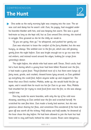 The Hunt - Text and Questions Exercise -Year 4 Reading Comprehension (Fiction)