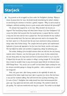 Starjack - Text and Questions Exercise - Year 6 Reading Comprehension (Fiction)