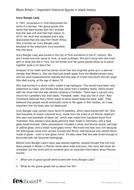 Ivory Bangle Lady - Profile and Writing Task - Black History in Britain KS2
