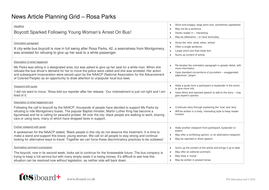 News-Article-Example-Planning-Grid---Rosa-Parks.doc