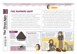 The New Stone Age: Everyday Life - Comprehension Worksheet - The Stone Age KS2