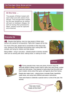 Trade and Culture - Worksheet - The Iron Age KS2