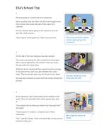Ella's School Trip Storybook - Independent Reader Level - PSHE KS1
