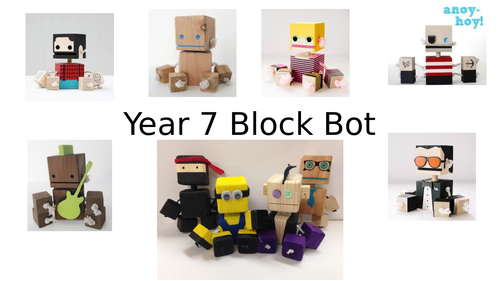 Block Bot Project