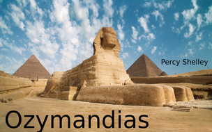 Nature---Place--Ozymandias--Shelley.pptx
