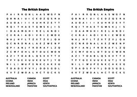 British Empire Quiz
