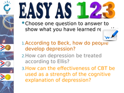biological approach to depression