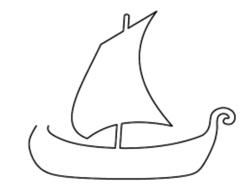 Viking Longships By HollywoodR95