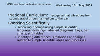 Labelling parts of the ear by carolinearogers teaching resources tes parts of the earpptx ccuart Choice Image