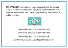 TEAMWORK-scenarios-and-problems-to-discuss.doc