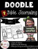 Doodle Bible Journaling Set 1