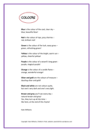 Poems To Read Aloud 3