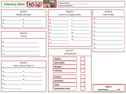 Literacy-Quiz-Answer-Sheet.pptx