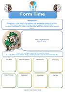 P4C-Worksheets---Philosophy-(A)---Metaphysics--A4---Colour---Double-Sided-.docx