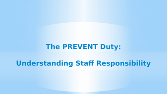 prevent duty staff training ppt by nellythecat teaching resources