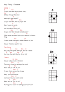 Ukulele Music (Tabs and Chords) for Beginners - Katy Perry, Alesso, Jonas  Blue, 21 pilots, Echosmith