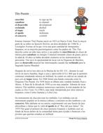 Tito Puente Biografía: Spanish Biography on Famous Hispanic Musician