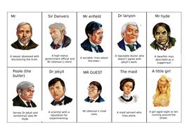 Cluedo Charaktere