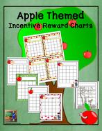 Apple Incentive Reward Sticker Charts
