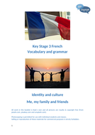 Key-Stage-3-French-vocab-and-grammar-family.docx