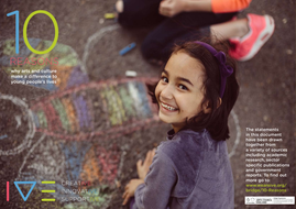 10 reasons why arts and culture make a difference to young peoples lives