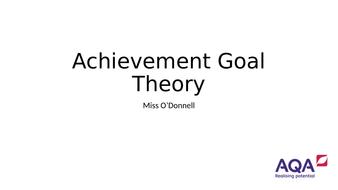 goal theory
