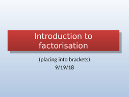 Introduction-to-factorisation.pptx