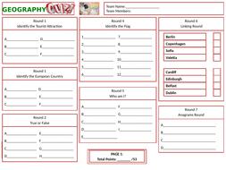 Geography-Answers-Sheet.pptx