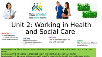 social care worker roles and responsibilities