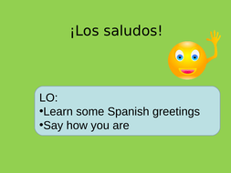 Los saludos y qu tal spanish greetings and responses by gaellelh close los saludos y qu tal spanish greetings and responses m4hsunfo