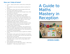A Guide to Mastery Maths in EYFS