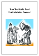 Roald Dahl 'Boy' – 'Mrs Pratchett's Revenge' Comprehension Questions