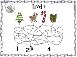 Solving One and Two Step Equations Game: Escape Room