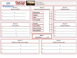Student-Answer-Sheet.pptx
