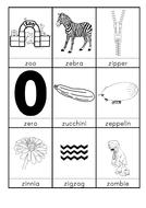Z words beginning with Z flashcards
