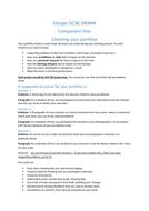 Academic career goal essays