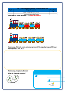 Y3 Multiplication and Division sheets