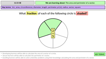 3.3a-The-area-and-perimeter-of-a-sector.pptx