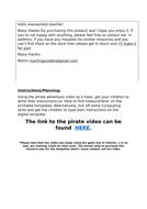 Readme---Resource-descrition-and-video-Link.docx