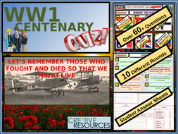 WW1-Centenary-Quiz.pptx
