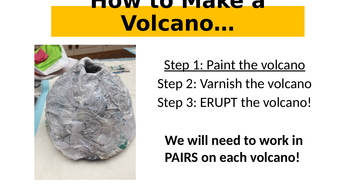 How-to-Paint--Varnish-and-Erupt-Your-Volcanoes.pptx