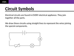 static and current electricity ks3 physics whole topic lessons by