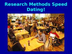 Speed dating teaching method