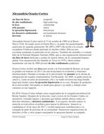 Alexandria Ocasio-Cortez Biografía: Spanish Biography on Hispanic Congresswoman